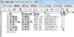 Csv_mode